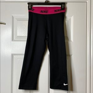 Women's Nike Dri-Fit Compression 3/4 Leggings